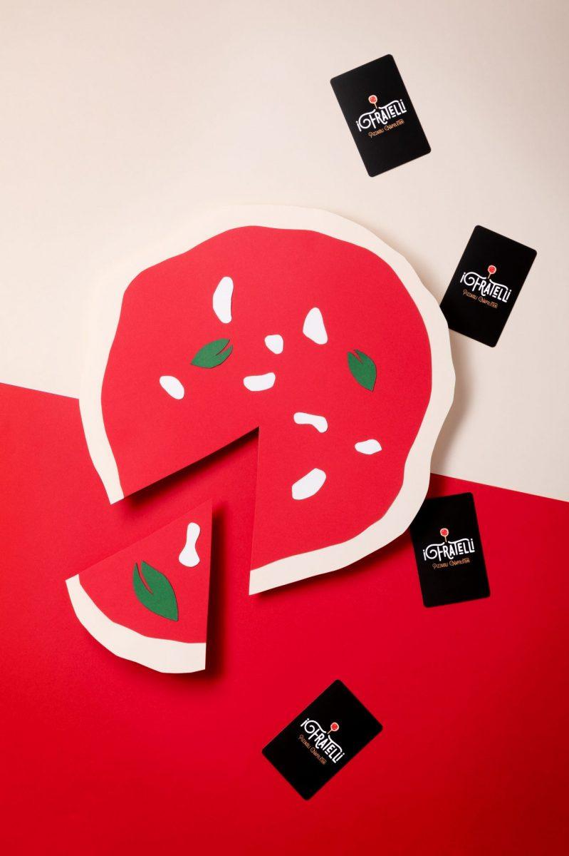 Création du logo, l'identité visuelle, la signalétique, la carte du menu du restaurant à Dijo